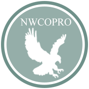 Grey - NWCOPRO logo - Help section