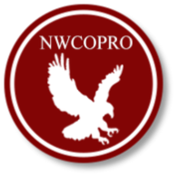 Red NWCOPRO logo